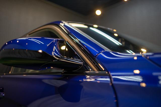 BMW M3CS コーティング施工画像